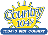 Country 104.9 Logo