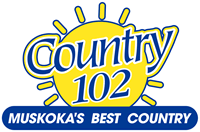 Country 102 Muskoka Logo